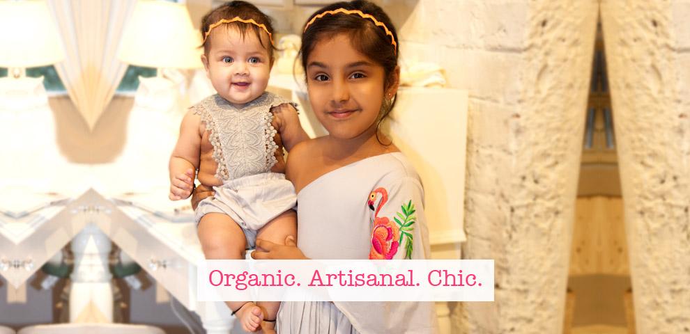 Midulceanya - Organic Artisnal Chic