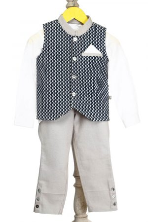 geometric-printed-waistcoat-with-matching-shirt-and-jodhpur-pants-for-boy-1