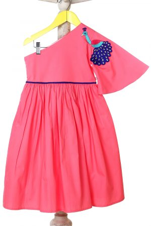 peacock-embroidered-formal-dress-peach-color-for-girls-1