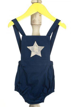 star-applique-romper-navy-color-for-baby-boy-1