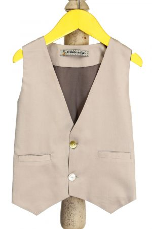 stylish-formal-waistcoat-with-two-buttons-for-baby-boy-1